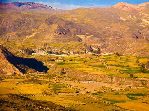 Trekking Cerro Petacane