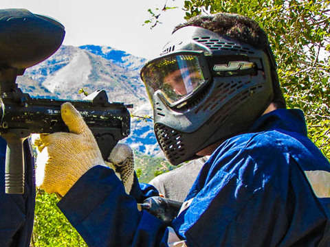 Torneo Paintball Cajón del Maipo