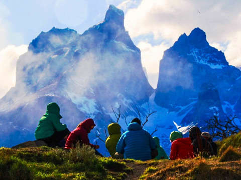 Fullday Torres del Paine Winter