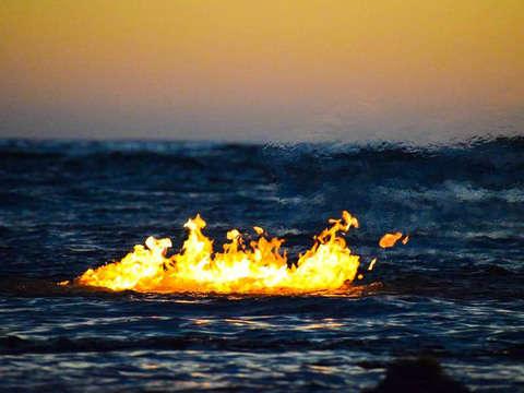 Mar en Llamas - Día Completo