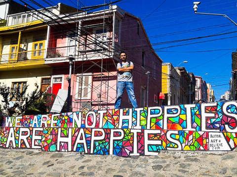Welcome to Valparaíso