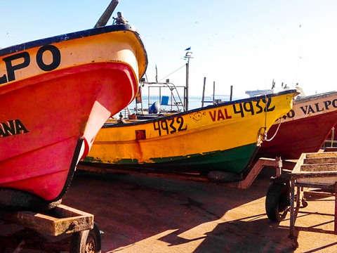 Valparaiso: Ciudad de Pescadores