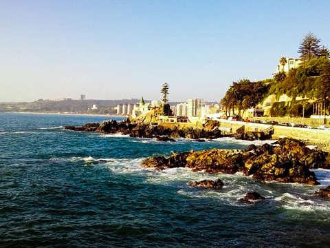 Viña del Mar: Garden City and Coastal Coast