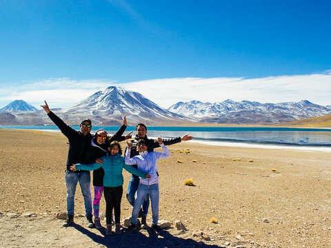 Descubre el Salar de Atacama