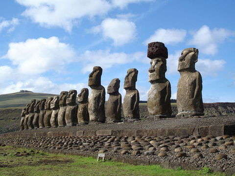 Full Day on Easter Island