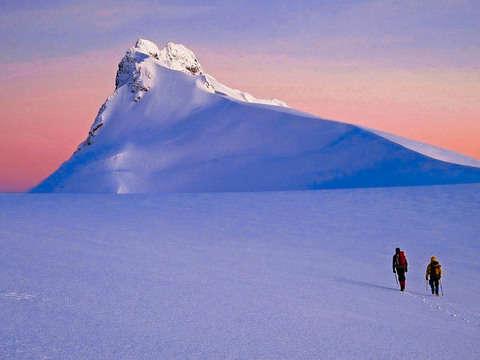 Ascenso Al Volcán Mocho Choshuenco