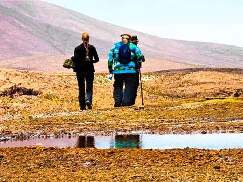 Expedición Laguna Roja