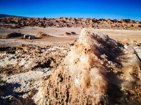 Valle de la Luna O Valle de Marte