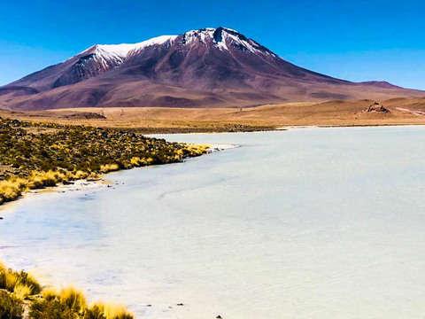 Lagunas Altiplanicas Mas Piedras Rojas