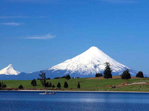 Osorno Volcano Tour
