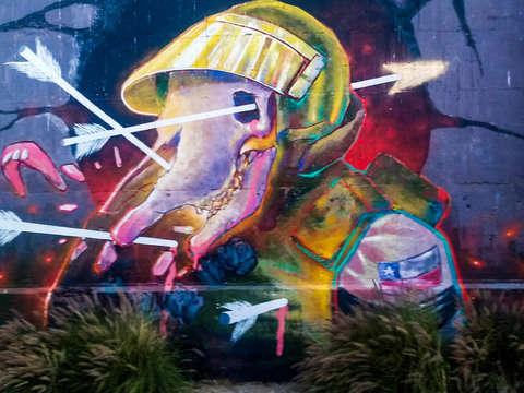 Valpoart: Arte y Revolución en Valparaíso