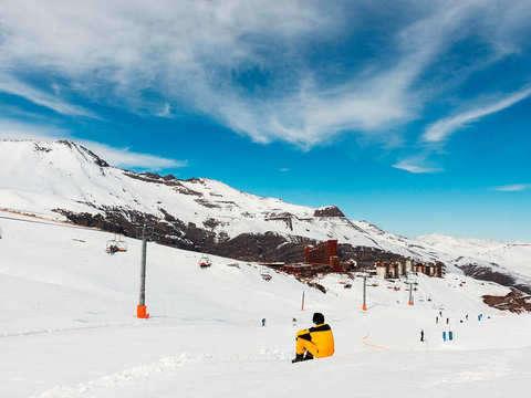 Ski Center Valle Nevado y Farellones