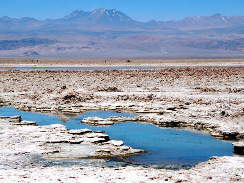 San Pedro de Atacama and Route of the Flamingos