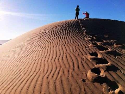 Dunas Gigantes del Desierto de Atacama
