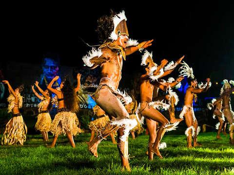 Cena y Espectáculo de Rapa Nui