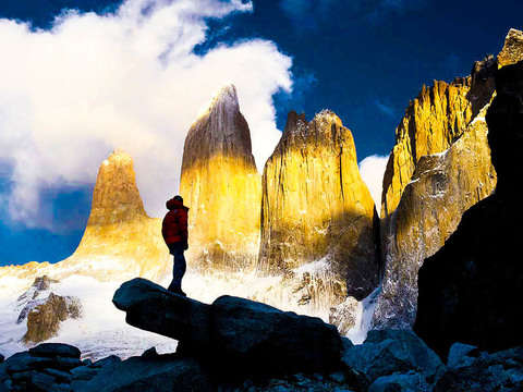 Torres del Paine National Park - Full Day
