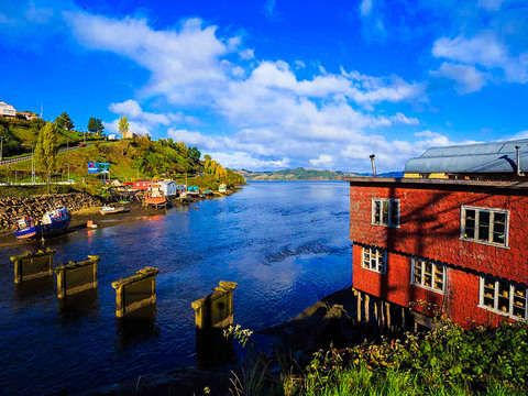 Mystery of the Island of Chiloé from Puerto Varas