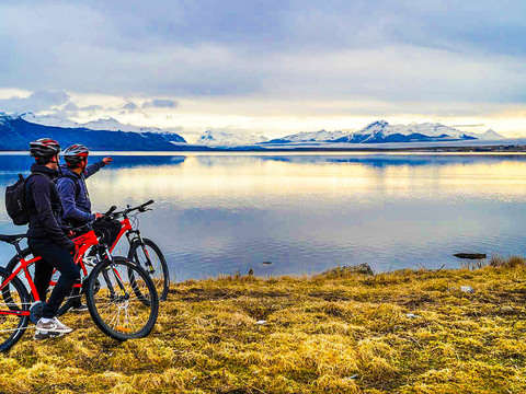 Tour en Bicicleta en Puerto Natales