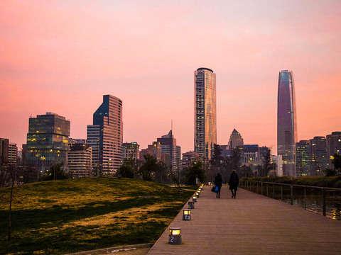 Excursión por la Costa y City Tour de Santiago