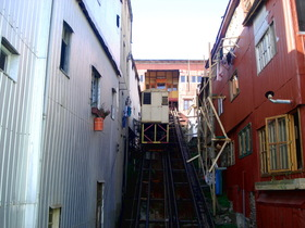 Ascensor Mariposas